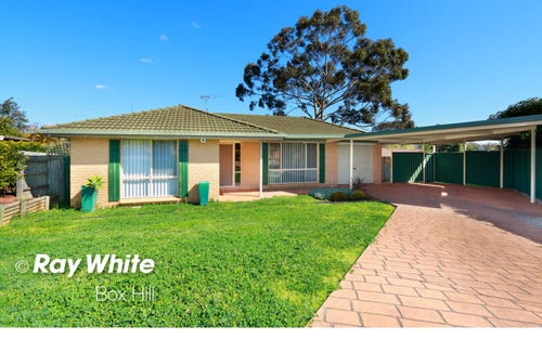 10 Vallen Place, Quakers Hill NSW 2763
