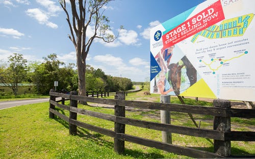 Lot 211 Waterside Pastures, Medowie NSW 2318
