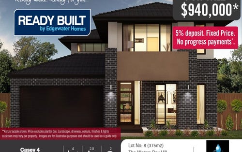 Lot No.8 The Waters Lane, Rouse Hill NSW 2155