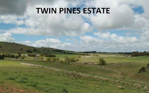 10 Lots for sale at Twin Pines Estate, Blayney NSW 2799