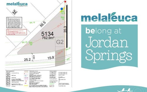 LOT 5134 MELALEUCA VILLAGE, Jordan Springs NSW 2747