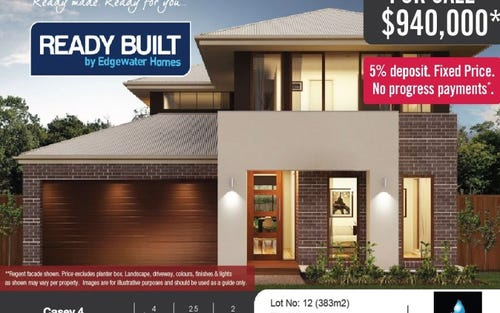 Lot 12 The Waters Lane, Rouse Hill NSW 2155