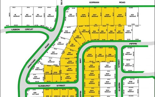 Lot 314 Mariposa Street, Glenroi NSW 2800