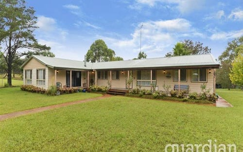 4894 Old Northern Road, Maroota NSW 2756
