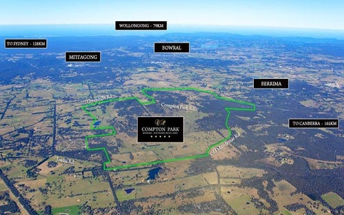 Lot 55 & 56, Compton Park Estate, Berrima NSW 2577