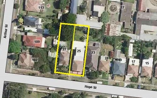 25-27 Hope Street, Rosehill NSW 2142