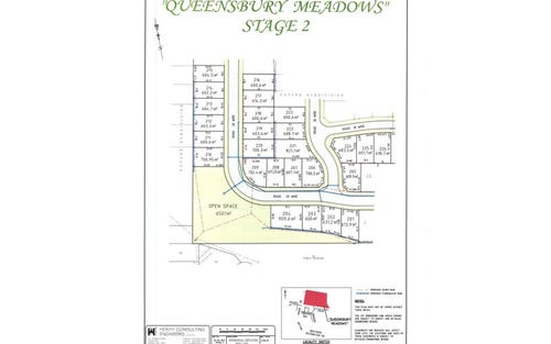 Queensbury Meadows - Stage 2, Glenroi NSW 2800