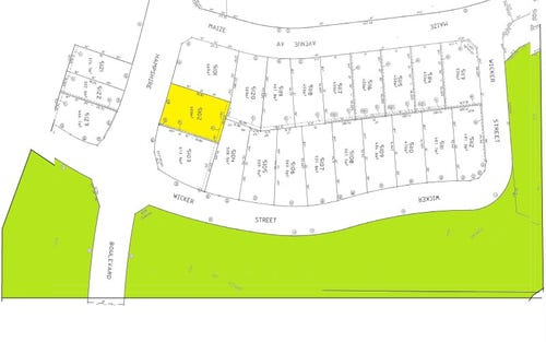 Lot 5102, Hampshire Boulevard, Spring Farm NSW 2570