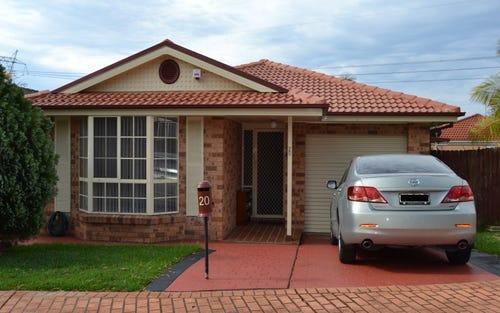 20 Minerva Place ,, Prestons NSW 2170