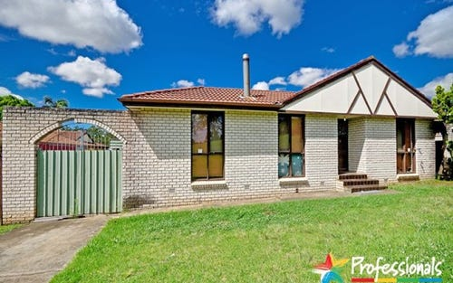 18 Chisholm Avenue, Werrington County NSW 2747