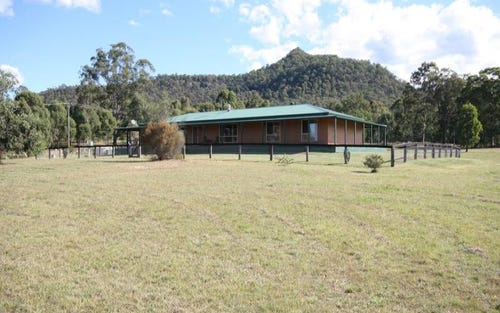 77 Wollemi Peak Road (Formerly Noses Peak), Singleton NSW 2330