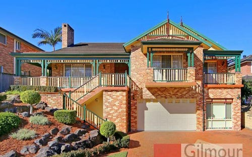 9 Amberwood Place, Castle Hill NSW 2154