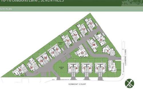 Villa 10/16-18 Leabons Lane, Seven Hills NSW 2147