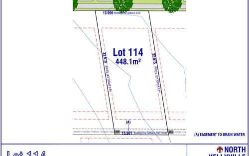 Lot 114, 21-23 Barry Road, Kellyville NSW 2155