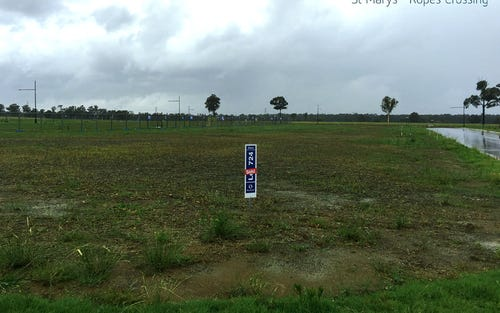 Lot 724 Elara, Marsden Park NSW 2765