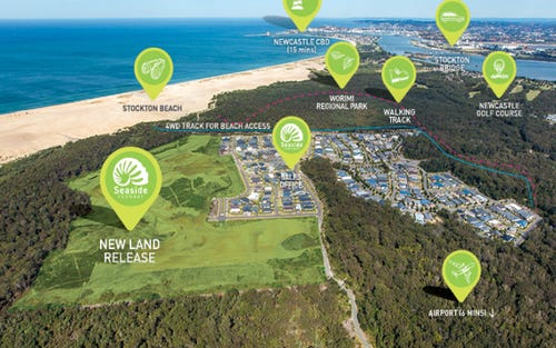 Lot 24 Seaside Estate, Fern Bay NSW 2295