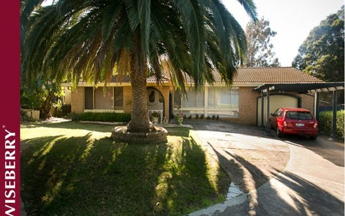Address available on request, St Andrews NSW 2566