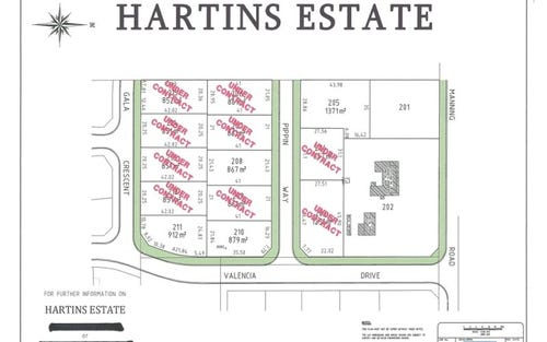 Lot 205 Hartins Estate, Manning Road, Orange NSW 2800