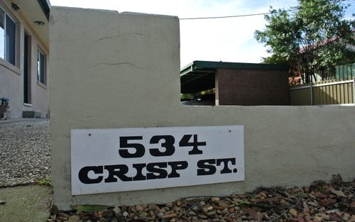 2/534 Crisp Street, Albury NSW