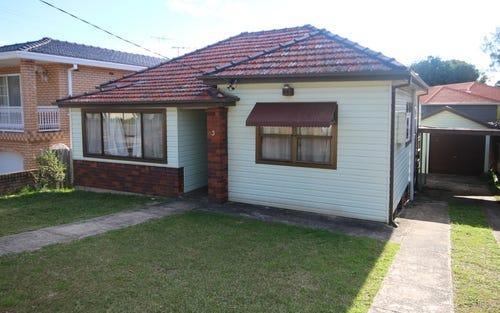 3 Iliffe Street, Bexley NSW