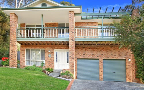 1 Taminga Crescent, Cordeaux Heights NSW 2526