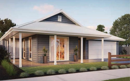 Lot 537 Bangor Terrace, Cobbitty NSW 2570