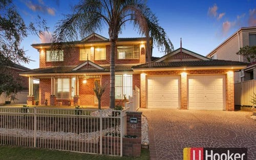 43 Pagoda Crescent, Quakers Hill NSW 2763