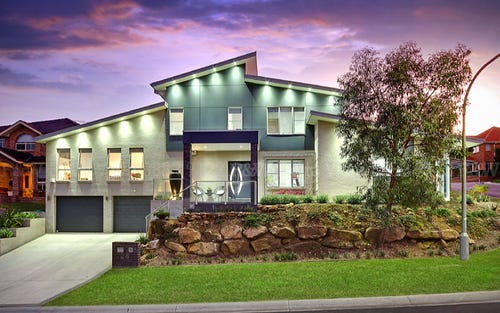 28 Woodstream Crescent, Kellyville NSW 2155
