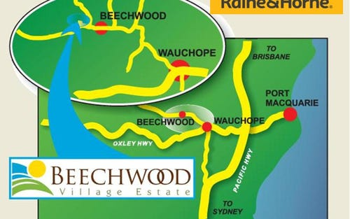 . Beechwood Stage 1 & 2 Estate, Beechwood NSW 2446