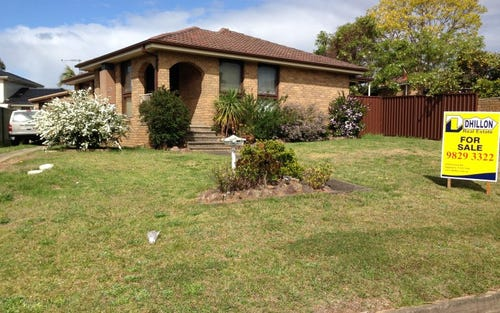 9 Bensley Rd, Macquarie Fields NSW 2564
