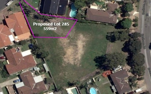 Lot 285, 34 Sirius Avenue, Bateau Bay NSW 2261