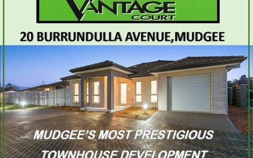 20 Burrundulla Avenue, Mudgee NSW 2850