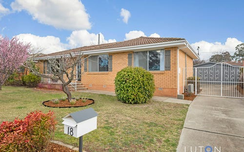 18 Mulley Street, Holder ACT 2611