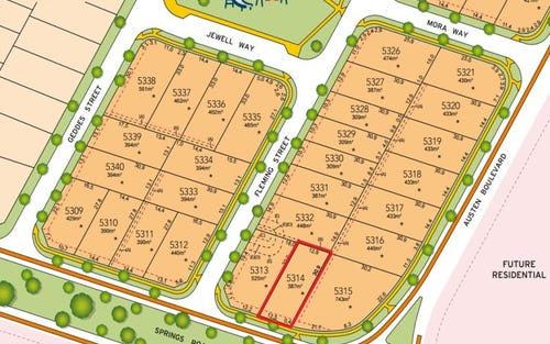 Lot 5314 Springs Road, Spring Farm NSW 2570