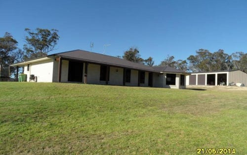 L541 Herding Yard Creek Road, Liston NSW 2372