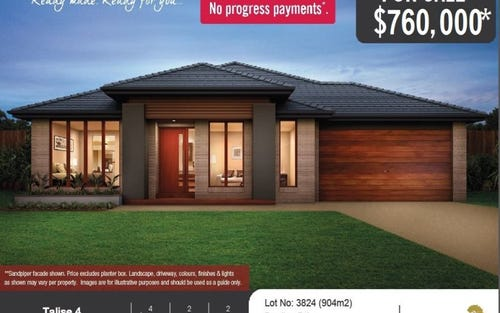 Lot No. 3824 Bradley Drive, Harrington Park NSW 2567