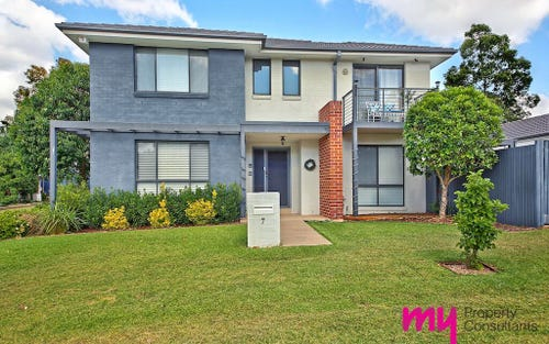 7 Hadlow Avenue, Glenfield NSW