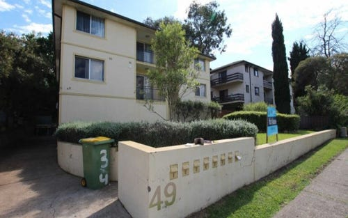 01/49 SHEFFIELD STREET, Merrylands NSW