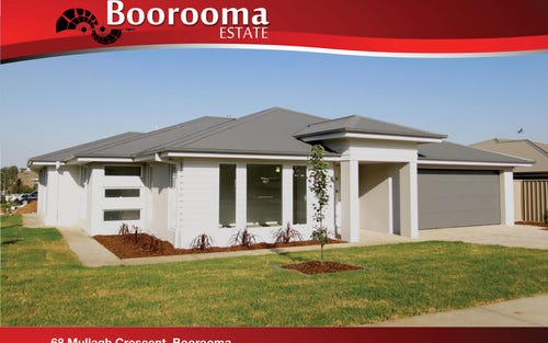 Lot 68 Mullagh Crescent, Boorooma NSW 2650