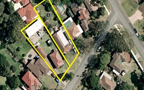 5 & 7 Monie Avenue, East Hills NSW 2213
