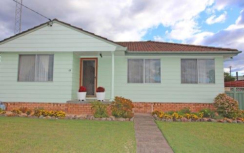 15 Balmoral Avenue, Cessnock NSW 2325