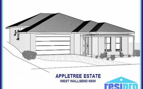 Lot 208 Withers Street, West Wallsend NSW 2286