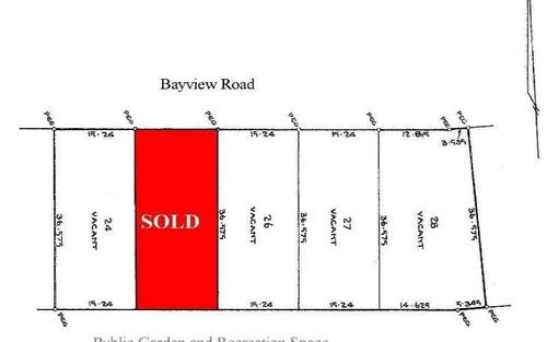 Lot 26, Lot 26 Bayview Road, Tea Gardens NSW 2324
