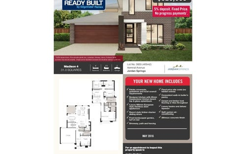 Lot 3855 Admiral Avenue, Jordan Springs NSW 2747