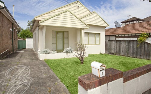1 Yeo Avenue, Ashfield NSW 2131