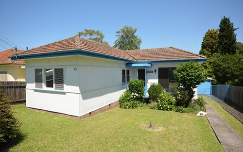 43 Chamberlain Rd, Guildford NSW