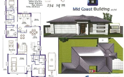 Lot/21 Massie Crescent, Tuncurry NSW 2428