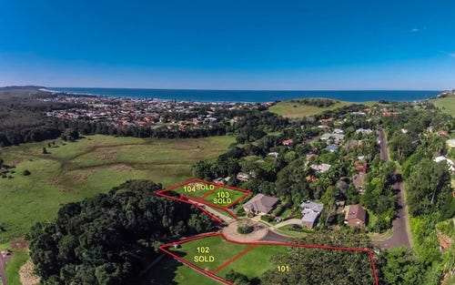 Greenwood Grove Estate, Lennox Head NSW 2478