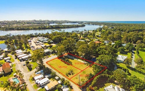 Lots 1 & 2 Anne Street, Chinderah NSW 2487