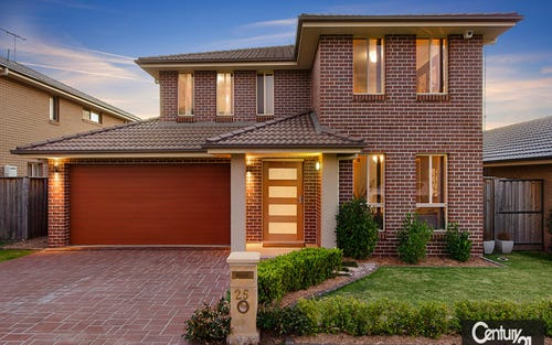 25 Pebble Crescent, The Ponds NSW 2769